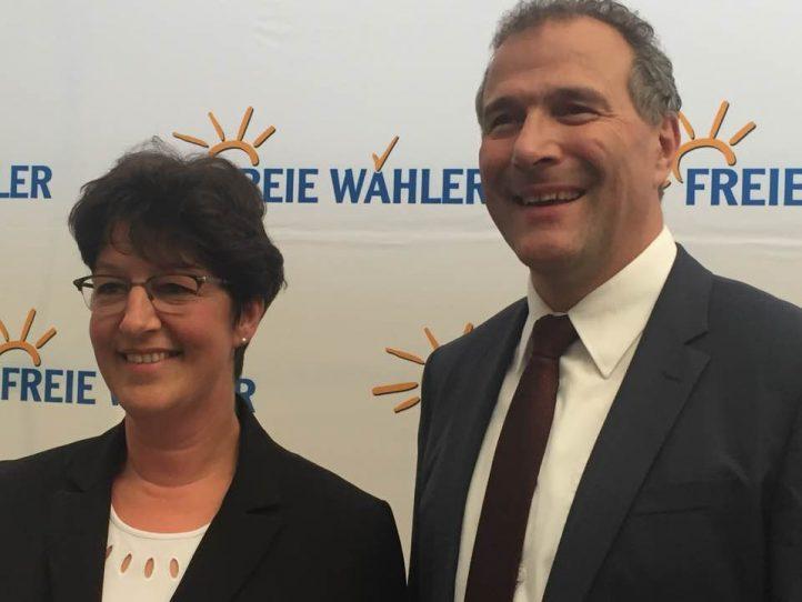 Neujahrsempfang der Freien Wähler Weilheim-Schongau