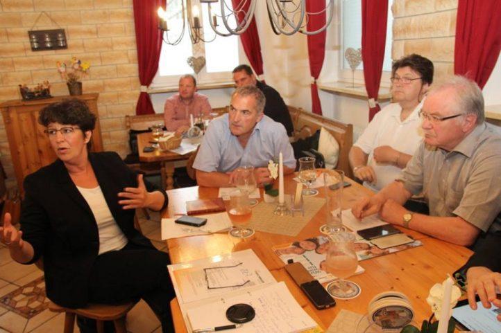 Vorstandssitzung der Freien Wähler Bezirk Oberbayern
