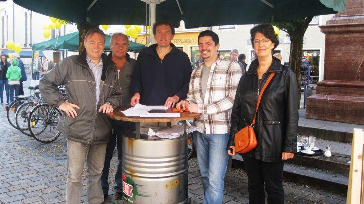 Bürgerbegehren zum Erhalt der Weilheimer Traditionsgaststätte