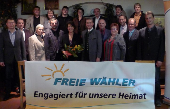 Kreistagskandidaten Freie Wähler WM-SOG