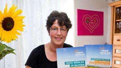 Am Herd mit Susann Enders (Freie Wähler): Mit Volldampf in die Politik
