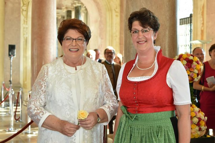 Empfang der Landtagspräsidentin
