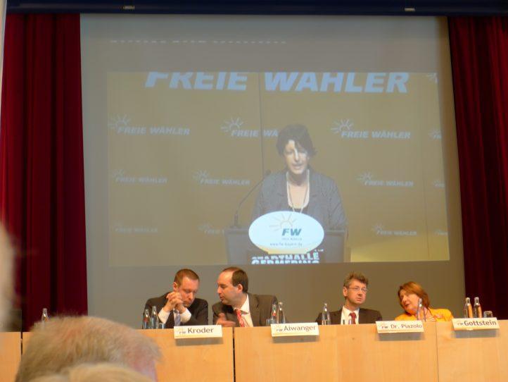 Landesdelegiertenkonferenz in Germering