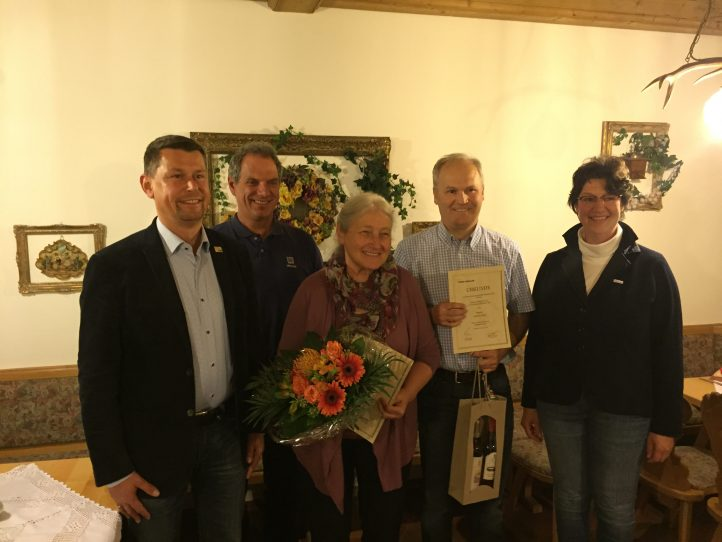 Jahreshauptversammlung Freie Wähler Ortsverband Weilheim