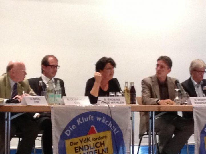 v.l. Breil (FDP), Dobrindt (CSU), Enders (FREIE WÄHLER)