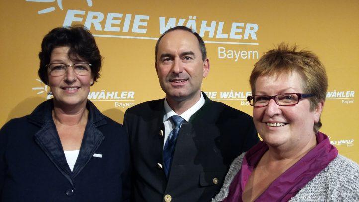 Freie Wähler Landesversammung in Neustadt an der Waldnaab