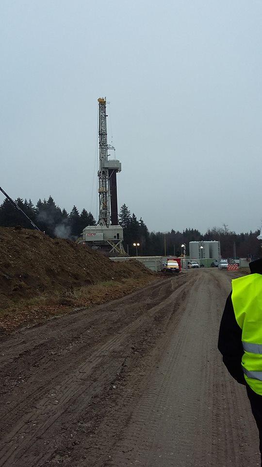 2. Bild zu Begehung der umstrittenen Tiefen-Geothermie bei Weilheim